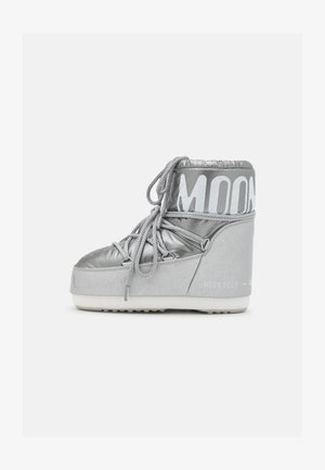 ICON LOW PILLOW - Winter boots - silver