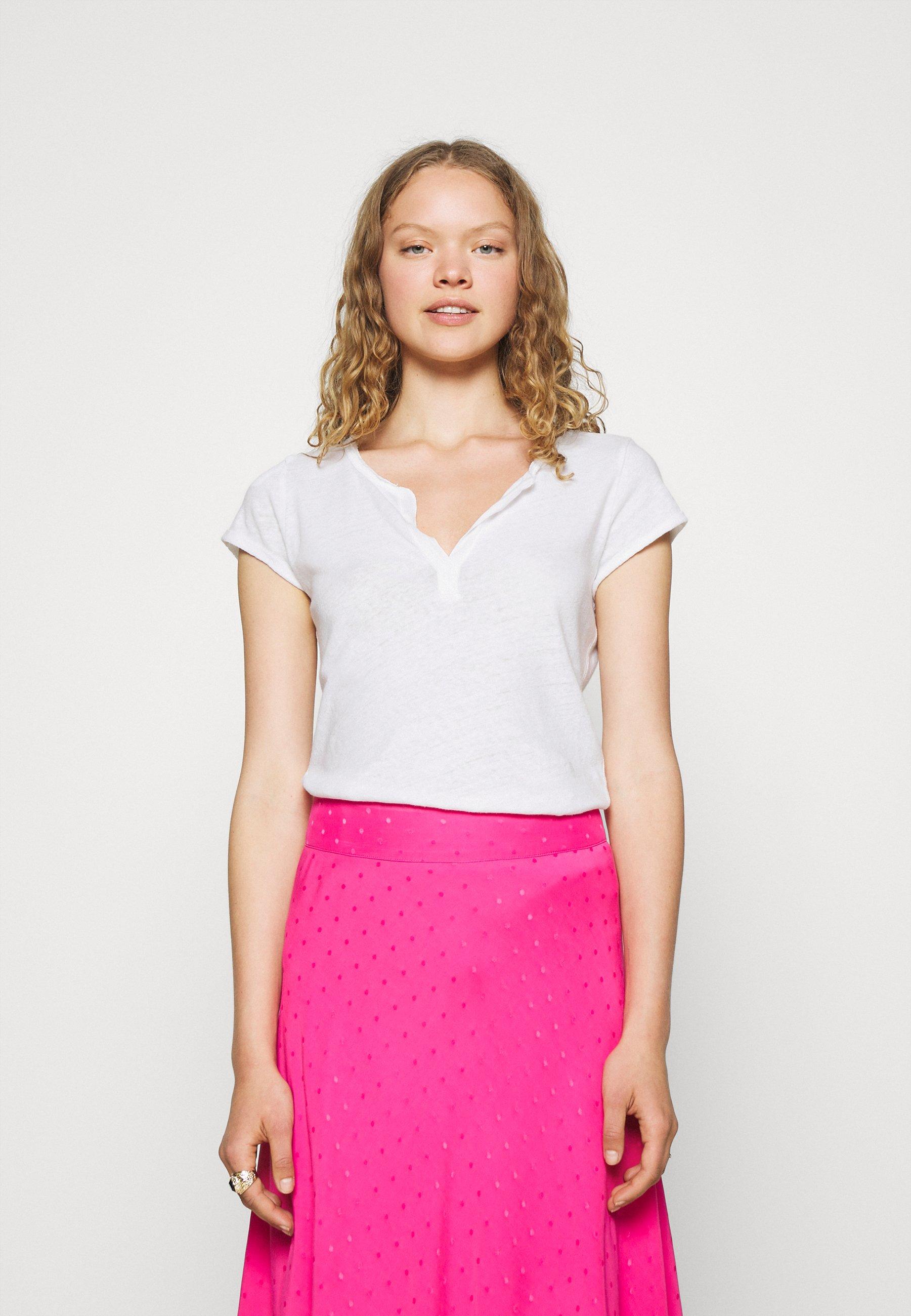 Damen TROY TEE - T-Shirt basic