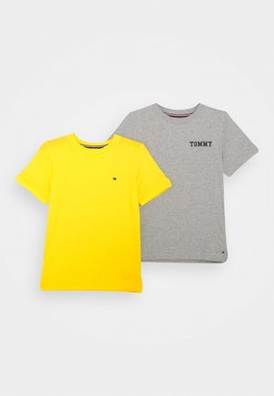 LOGO 2 PACK - Undershirt - grey