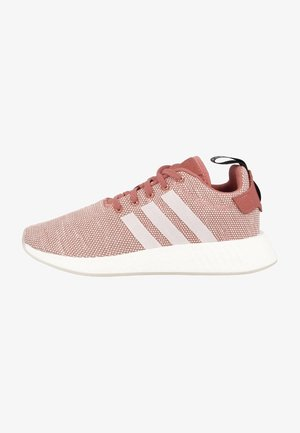 NMD_R2 W - Baskets basses - ash pink-crystal white