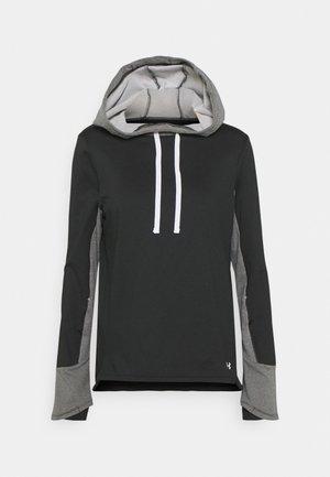 COLDGEAR HOODIE - Sweatshirt - black
