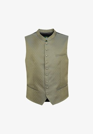 Suit waistcoat - champagner