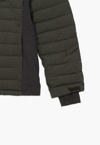 Brunotti - TRYSAIL BOYS - Snowboardová bunda - pine grey - 4