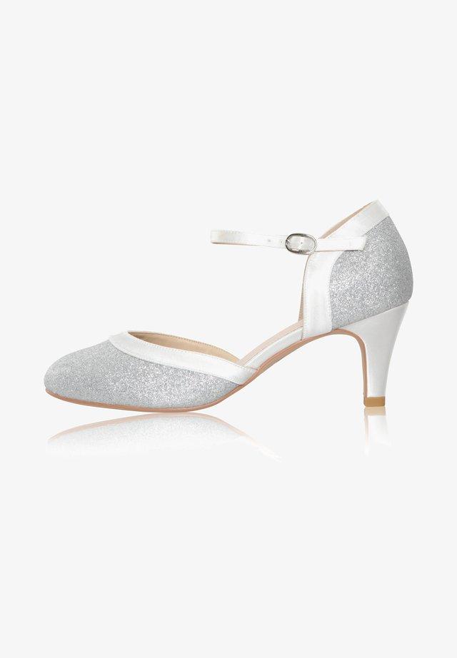 ANNA - Bridal shoes - ivory