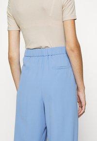 Topshop - SUIT TROUSERS - Pantalones - blue - 3