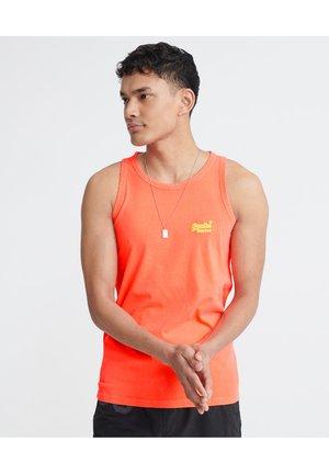 NEON LITE VEST - Top - orange