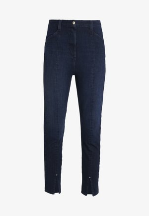 Skinny džíny - bistretch blue wash