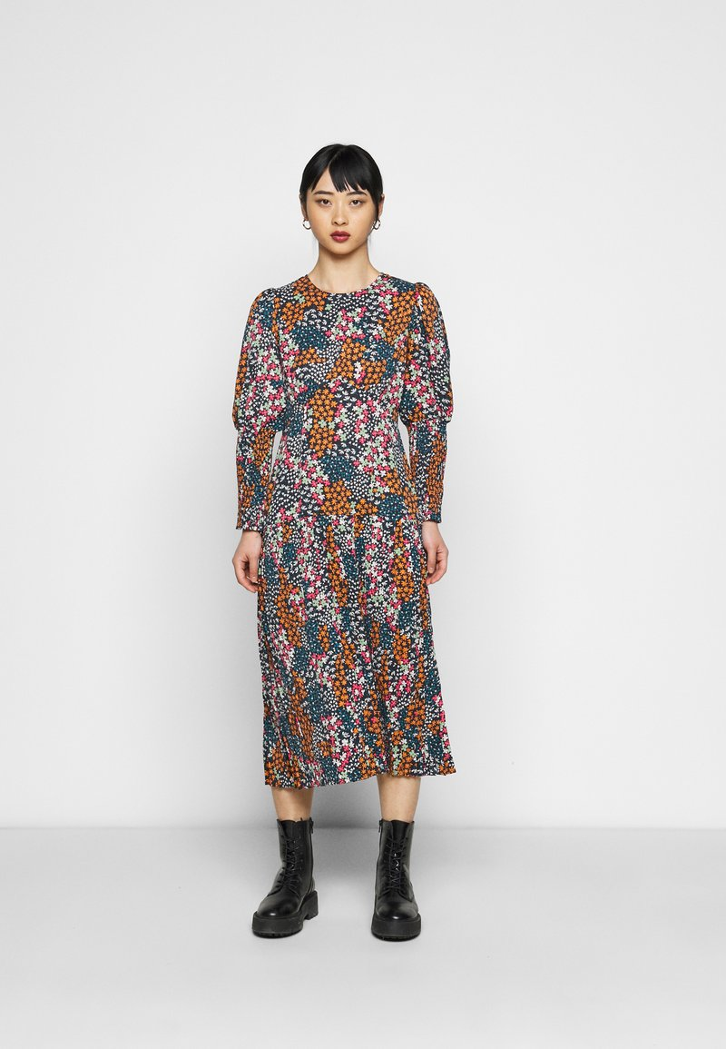 Never Fully Dressed Petite - LUCY DAKOTA DRESS - Vapaa-ajan mekko - multi