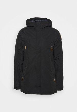 AKRON - Zimní bunda - black