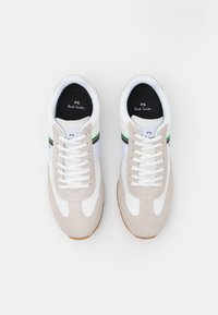 PS Paul Smith - PRINCE - Baskets basses - white - 3