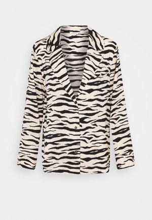 JEANNE - Pyjama top - black