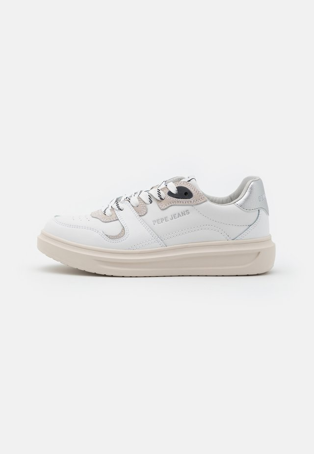ABBEY SKATE - Sneakers laag - white
