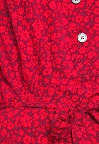 Gap Tall - BRACELET DRESS - Day dress - red - 5