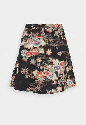 LADIES SKIRT PREMIUM - A-line skirt - black