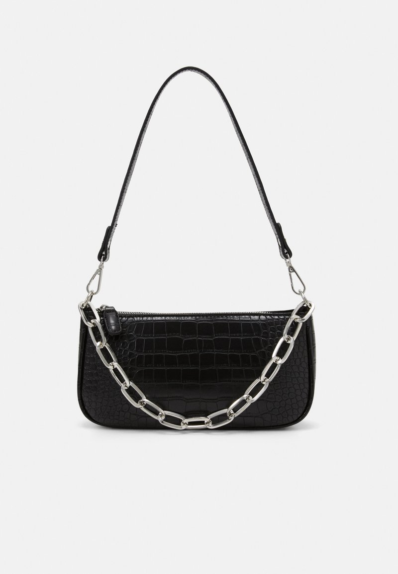 Gina Tricot - SIMONE BAG - Across body bag - black