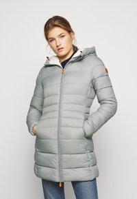 Save the duck - GIGAY - Winter coat - shark grey - 0