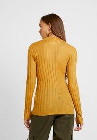 TWINTIP - Sweter - ochre - 2