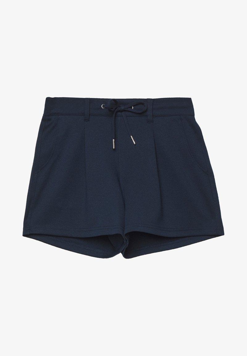 TOM TAILOR DENIM - PONTE - Shorts - real navy blue