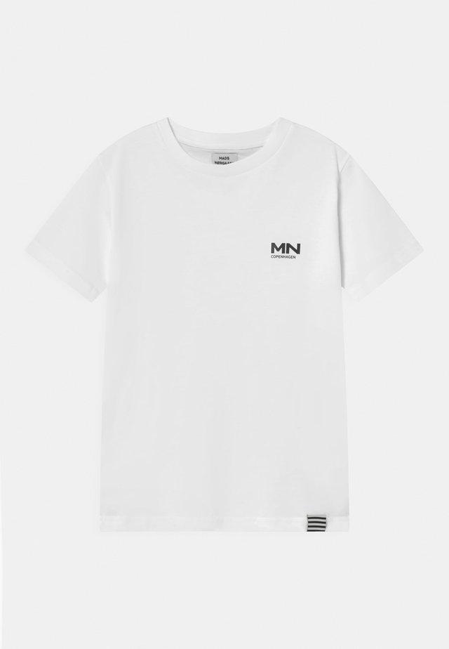 THORLINO UNISEX - Print T-shirt - white