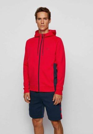 veste en sweat zippée - multicolored