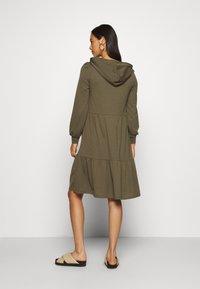 JDY - JDYMARY DRESS - Day dress - kalamata - 0