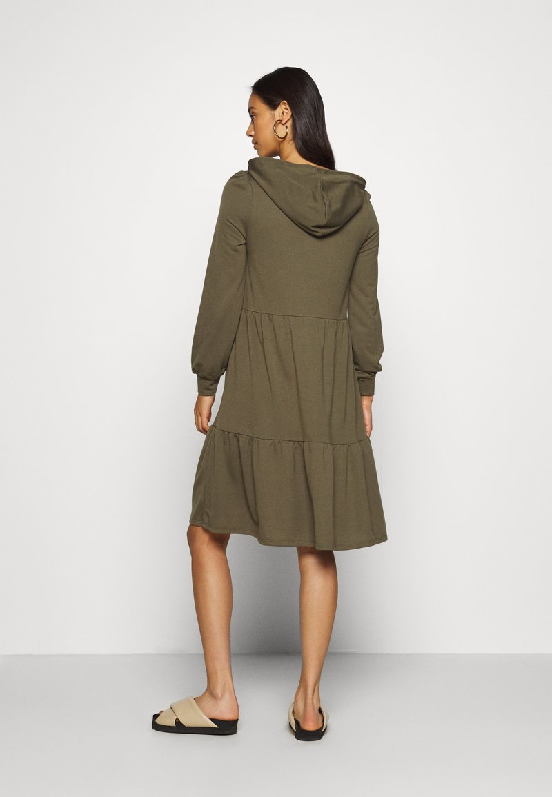 JDY - JDYMARY DRESS - Day dress - kalamata