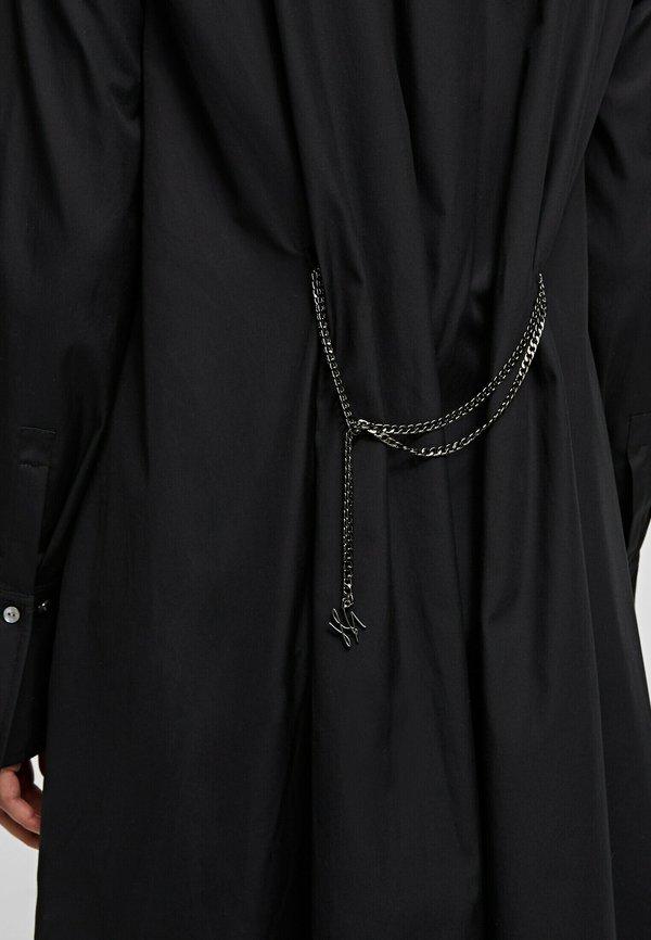 KARL LAGERFELD Koszula - black/czarny PGFG