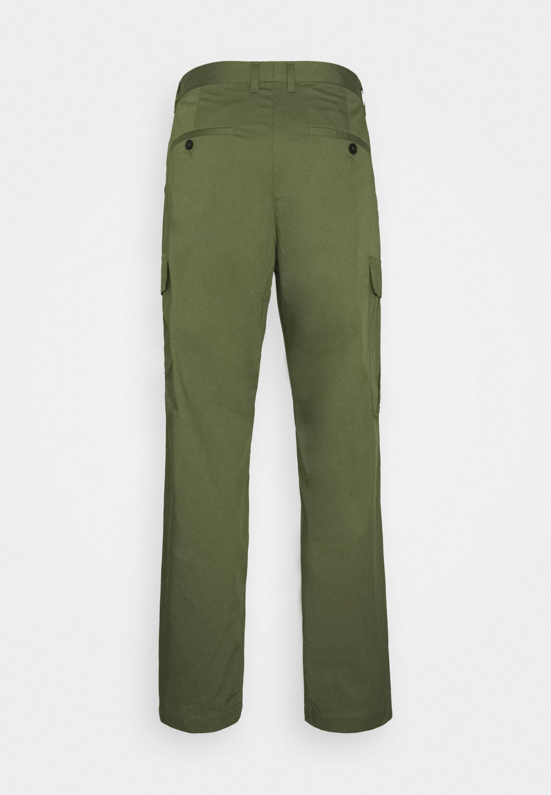 Homme SLHREG MOLKE PANTS - Pantalon cargo