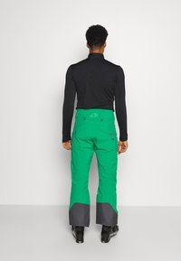 State of Elevenate - MEN'S BACKSIDE PANTS - Snow pants - green - 2