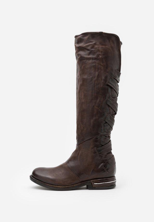 Cowboystøvler - fondente