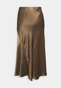 someday. - ONALA - Maxi skirt - brown - 1