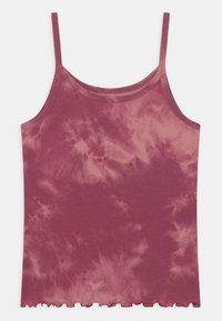 Abercrombie & Fitch - BEST BACK BUTTON - Top - purple - 1