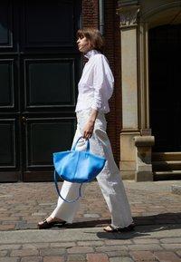 Mansur Gavriel - TULIPANO BAG - Handbag - celeste/light blue - 0
