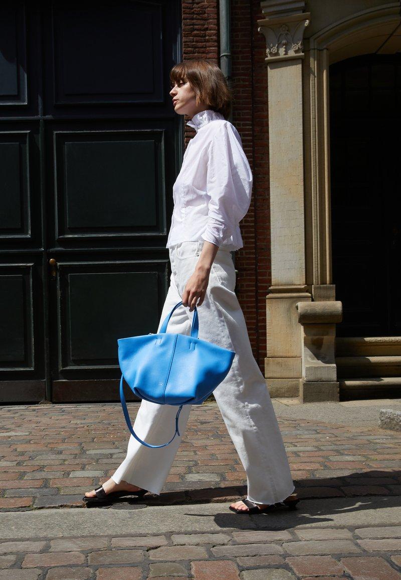 Mansur Gavriel - TULIPANO BAG - Handbag - celeste/light blue