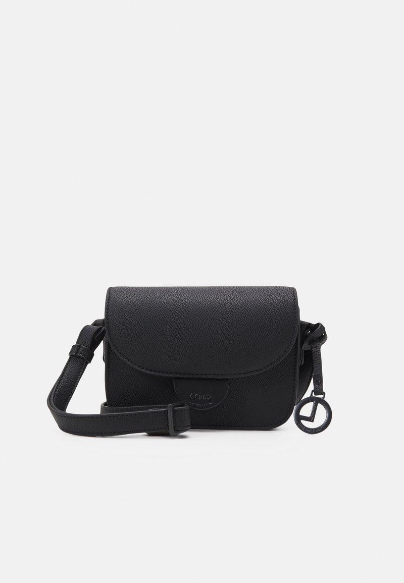 L.CREDI - GERDIE - Across body bag - black