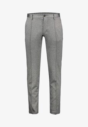 SLIM FIT - Trousers - grey