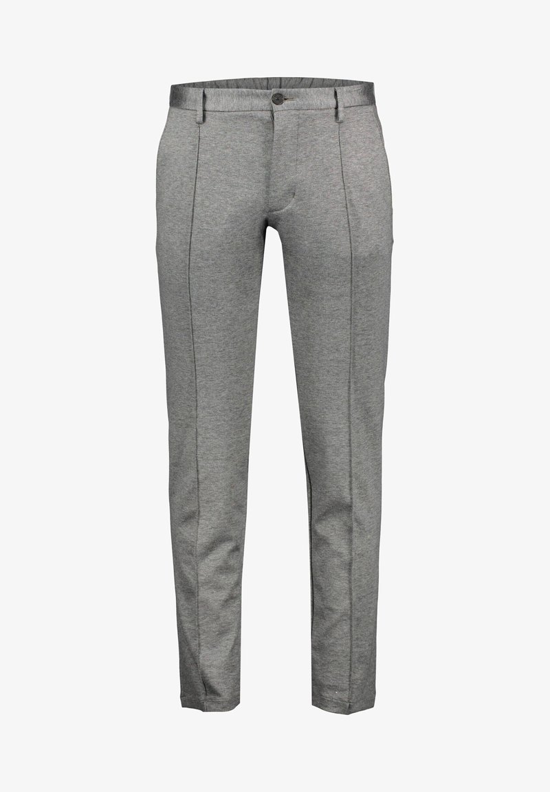 Tommy Hilfiger - SLIM FIT - Trousers - grey
