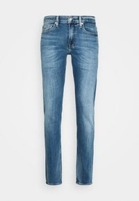 SLIM - Slim fit jeans - light blue