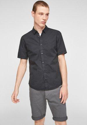 EXTRA SLIM FIT:  - Overhemd - dark grey