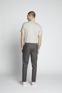 Isaac Dewhirst - FLANNEL PLAIN TROUSER - Pantaloni - grey - 2