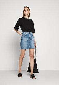 AG Jeans - ERIN - Jupe en jean - blue - 1