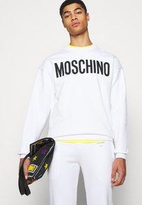 MOSCHINO - Sweatshirt - white - 5
