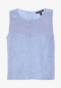 Banana Republic - SHELL - Blůza - chambray blue - 5