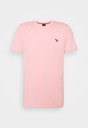 ZEBRA BADGE UNISEX - Basic T-shirt - pink