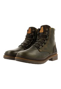 Gaastra - TRAVIS HIGH  - Lace-up ankle boots - black - 1