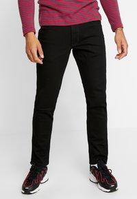 Wrangler - GREENSBORO - Straight leg jeans - black valley - 0