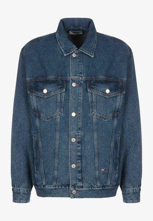 Denim jacket - mid blue denim