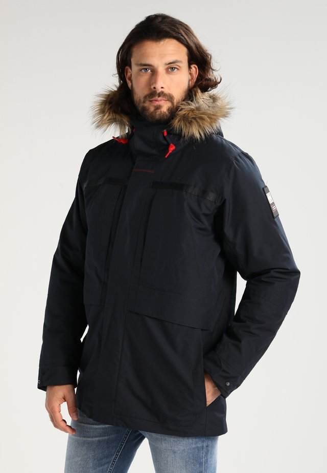 COASTAL - Winter jacket - navy