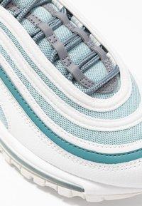 Nike Sportswear - AIR MAX 97 - Sneakers laag - ocean cube/summit white/cool grey - 2
