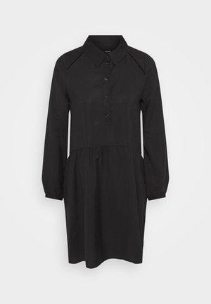 VMFAY TUNIC DRESS - Robe chemise - black